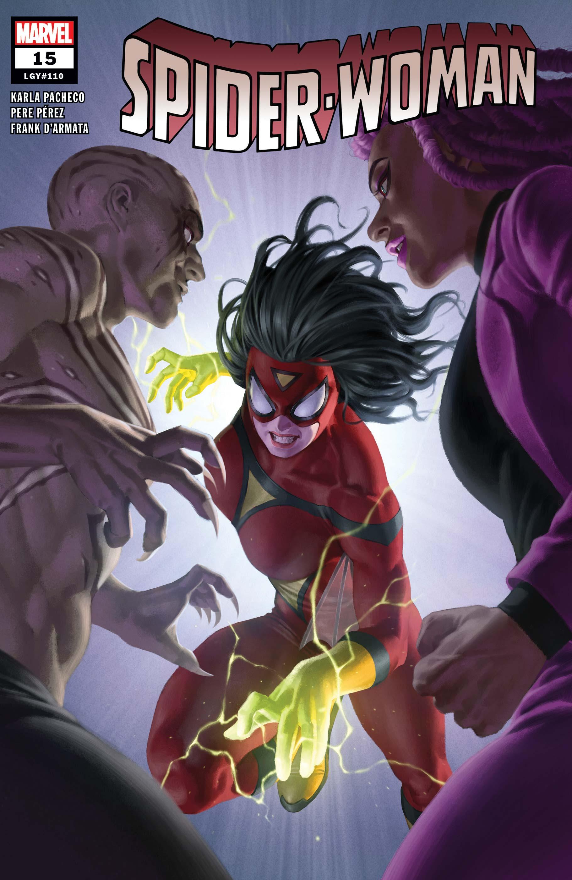 Spider-Woman (2020) #15