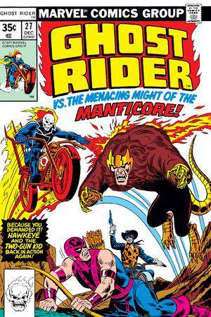 Ghost Rider #27