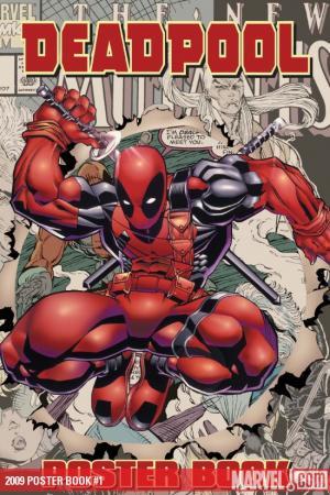 Deadpool Poster Book (2009) #1