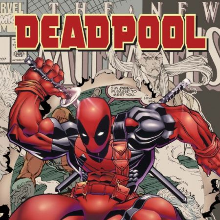 Deadpool Poster Book (2009)