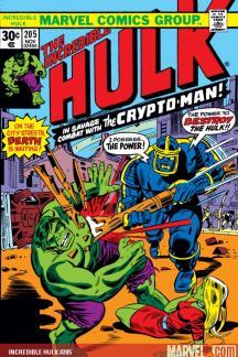 Incredible Hulk #205