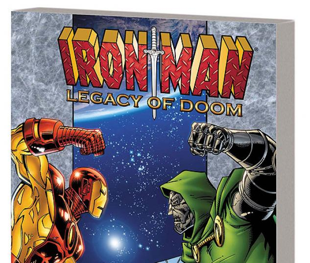 IRON MAN: LEGACY OF DOOM TPB #0