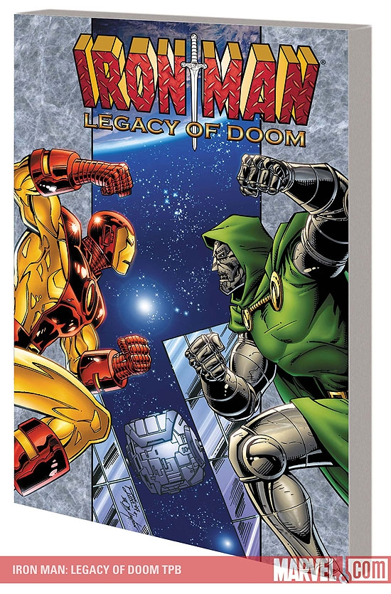 Iron Man: Legacy of Doom (Trade Paperback)