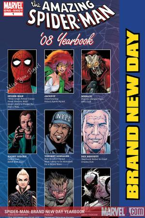 Spider-Man Brand New Day Yearbook (2008 - Present)