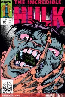 Incredible Hulk #358