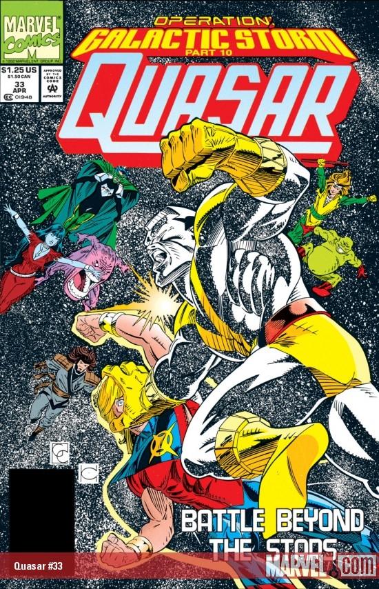 Quasar (1989) #33