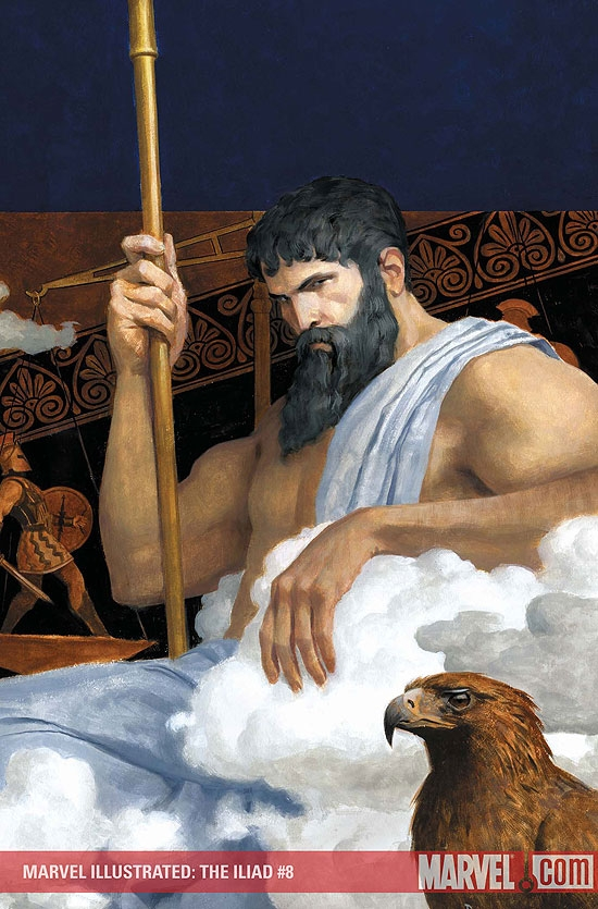 Marvel Illustrated: The Iliad (2007) #8