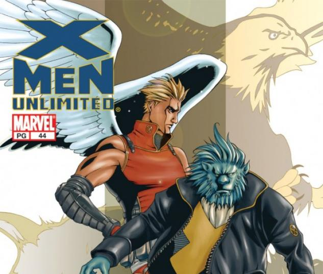 X-Men Unlimited #44