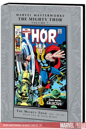 Marvel Masterworks: The Mighty Thor Vol. 7 (2008)