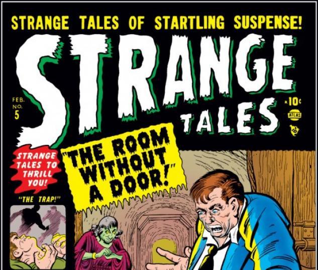 Strange Tales #5