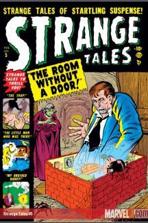 Strange Tales (1951) #5
