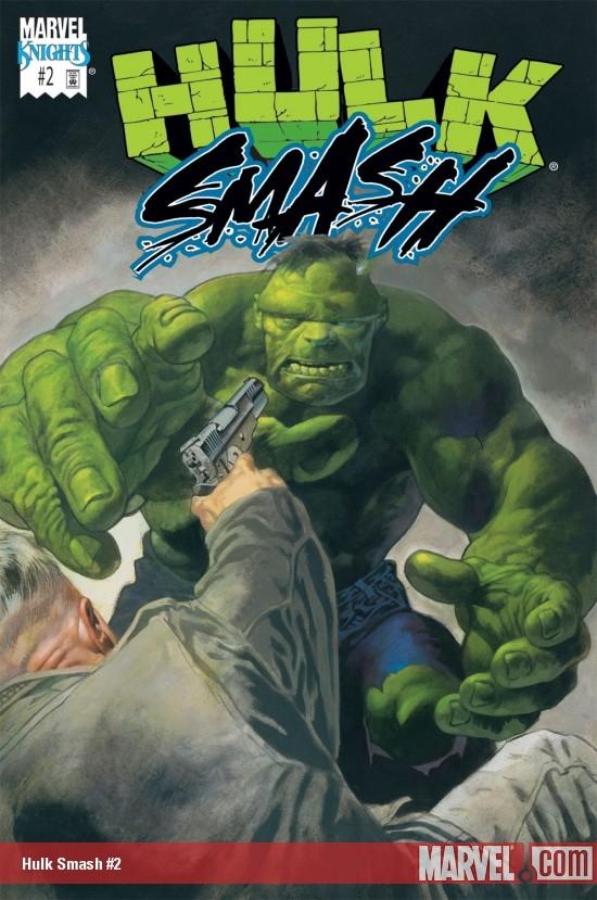 Hulk Smash (2001) #2