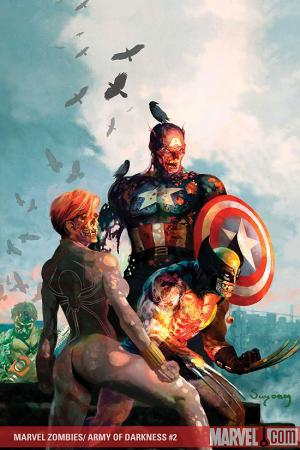 Marvel Zombies/Army of Darkness #2