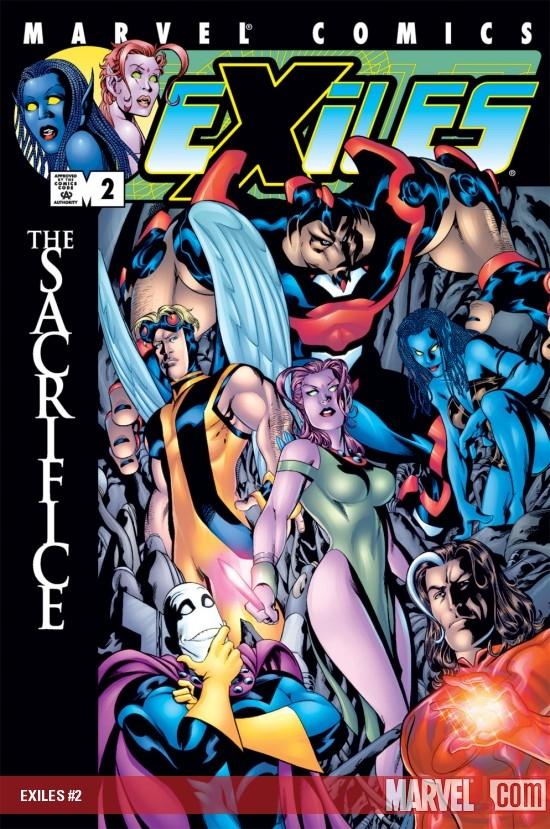 Exiles (2001) #2