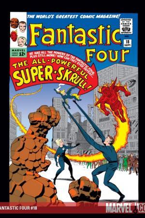 Fantastic Four Omnibus Vol. 1 (2007)