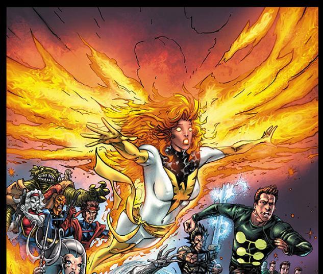 X-MEN: MESSIAH COMPLEX - MUTANT FILES #1