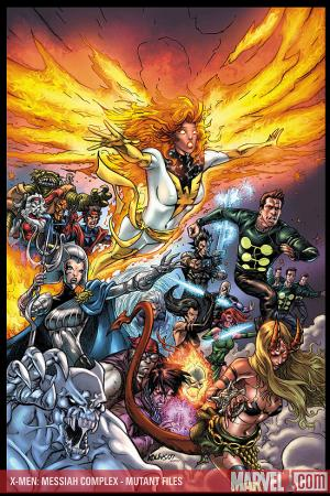 X-Men: Messiah Complex - Mutant Files (2007)