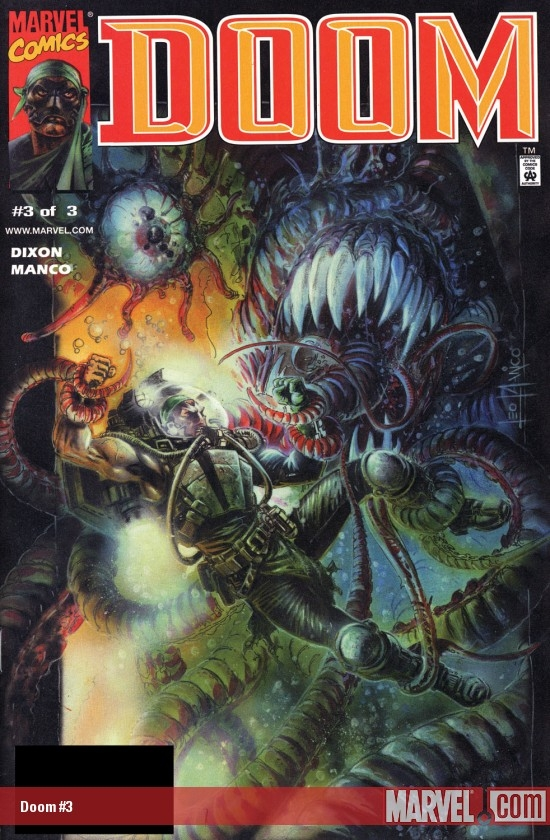 Doom (2000) #3
