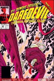Daredevil #263