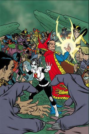 X-Statix Presents: Dead Girl (Trade Paperback)