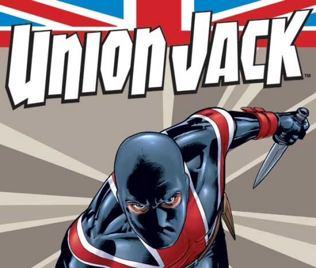 UNION JACK TPB COVER