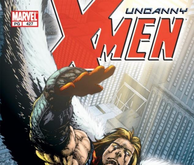 UNCANNY X-MEN #427