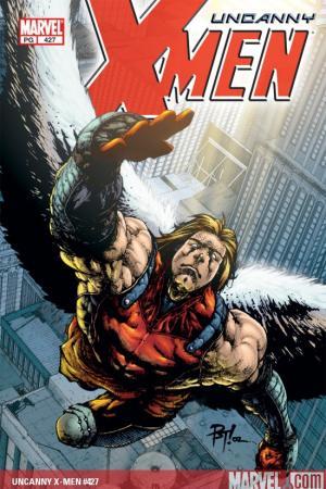 Uncanny X-Men (1963) #427