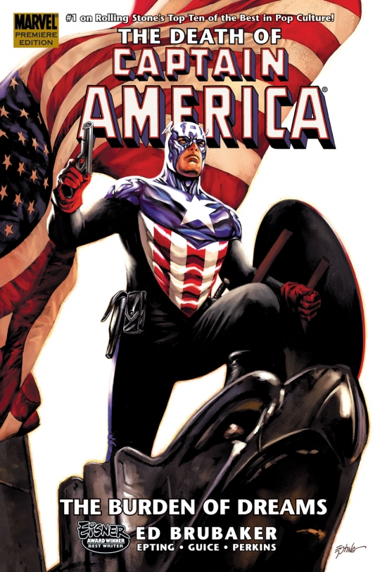Captain America: The Death of Captain America Vol. 2 (Hardcover)