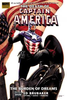 Captain America: The Death of Captain America Vol. 2 (Hardcover)