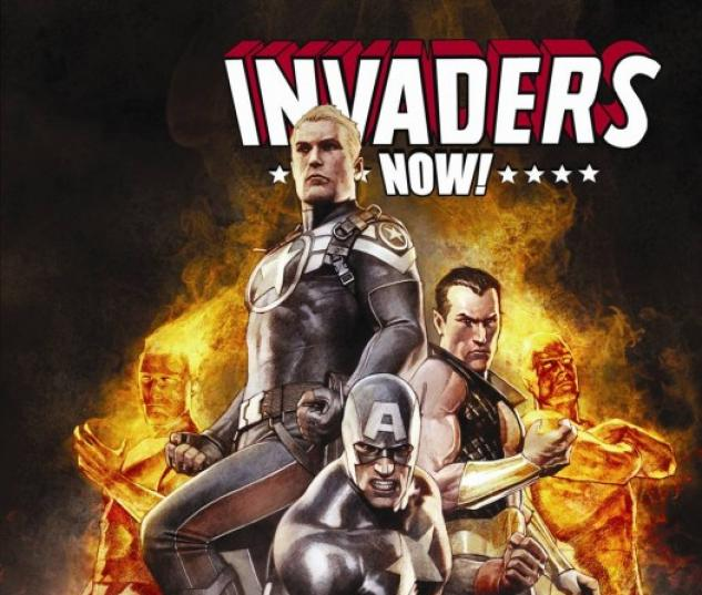 Invaders Now! (2010) #1 (GRANOV VARIANT)