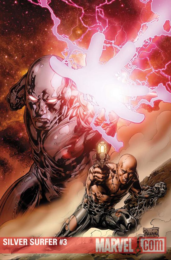 Silver Surfer (2010) #3
