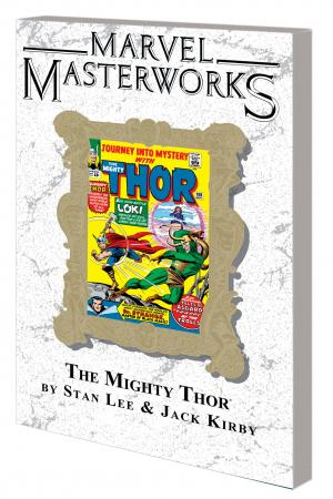 Marvel Masterworks: The Mighty Thor Vol. 2 Variant (DM Only) (Trade Paperback)