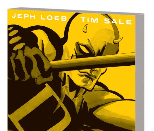 Daredevil: Yellow TPB cover