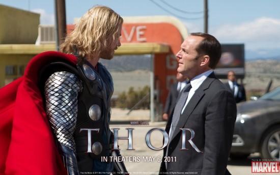 Thor Movie Wallpaper #3
