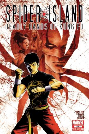 Spider-Island: Deadly Hands of Kung Fu (2011) #1