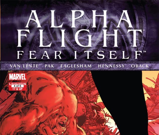Alpha Flight (2011) #4