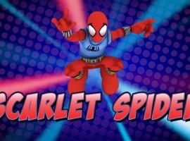 Super Hero Squad Online: Meet the Scarlet Spider