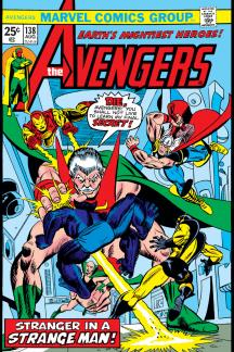 Avengers #138