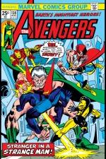 Avengers (1963) #138 cover