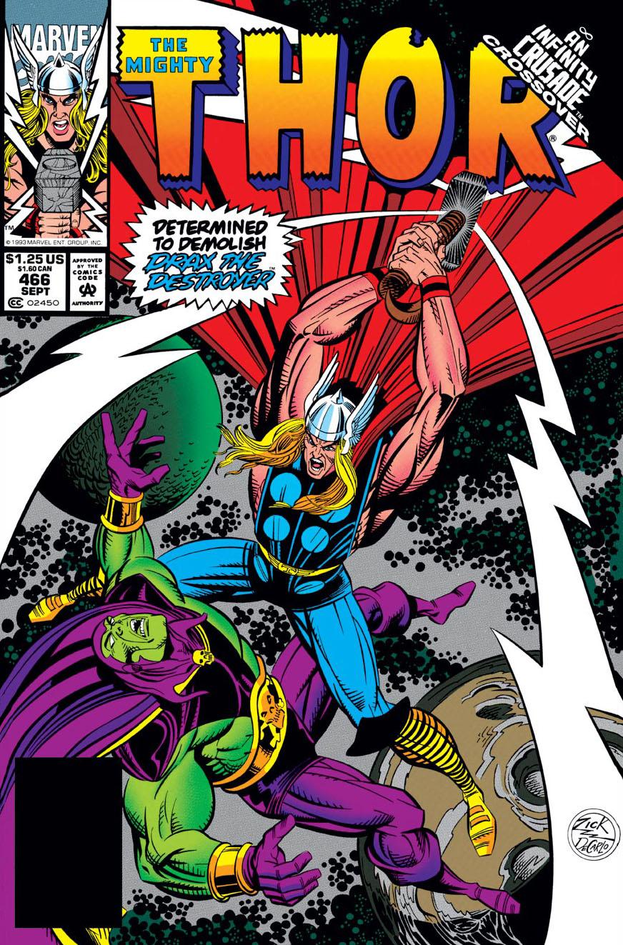 Thor (1966) #466