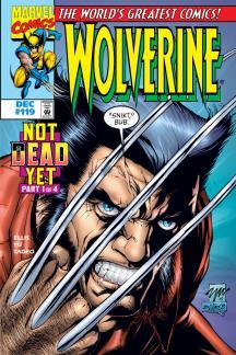 Wolverine (1988) #119
