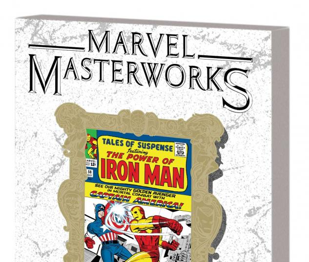 MARVEL MASTERWORKS: THE INVINCIBLE IRON MAN VOL. 2 TPB VARIANT (DM ONLY)