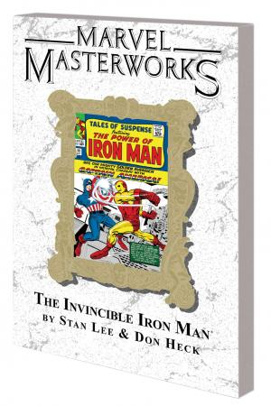 Marvel Masterworks: The Invincible Iron Man Vol. 2 Variant (DM Only) (Trade Paperback)