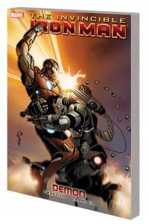 INVINCIBLE IRON MAN VOL. 9: DEMON TPB (COMBO) (Trade Paperback)