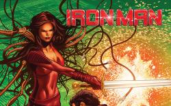 Cover from Iron Man (2012) #2