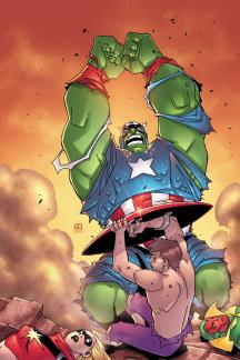Marvel Universe Avengers: Earth's Mightiest Heroes (2012) #12