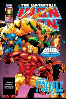 Iron Man #330