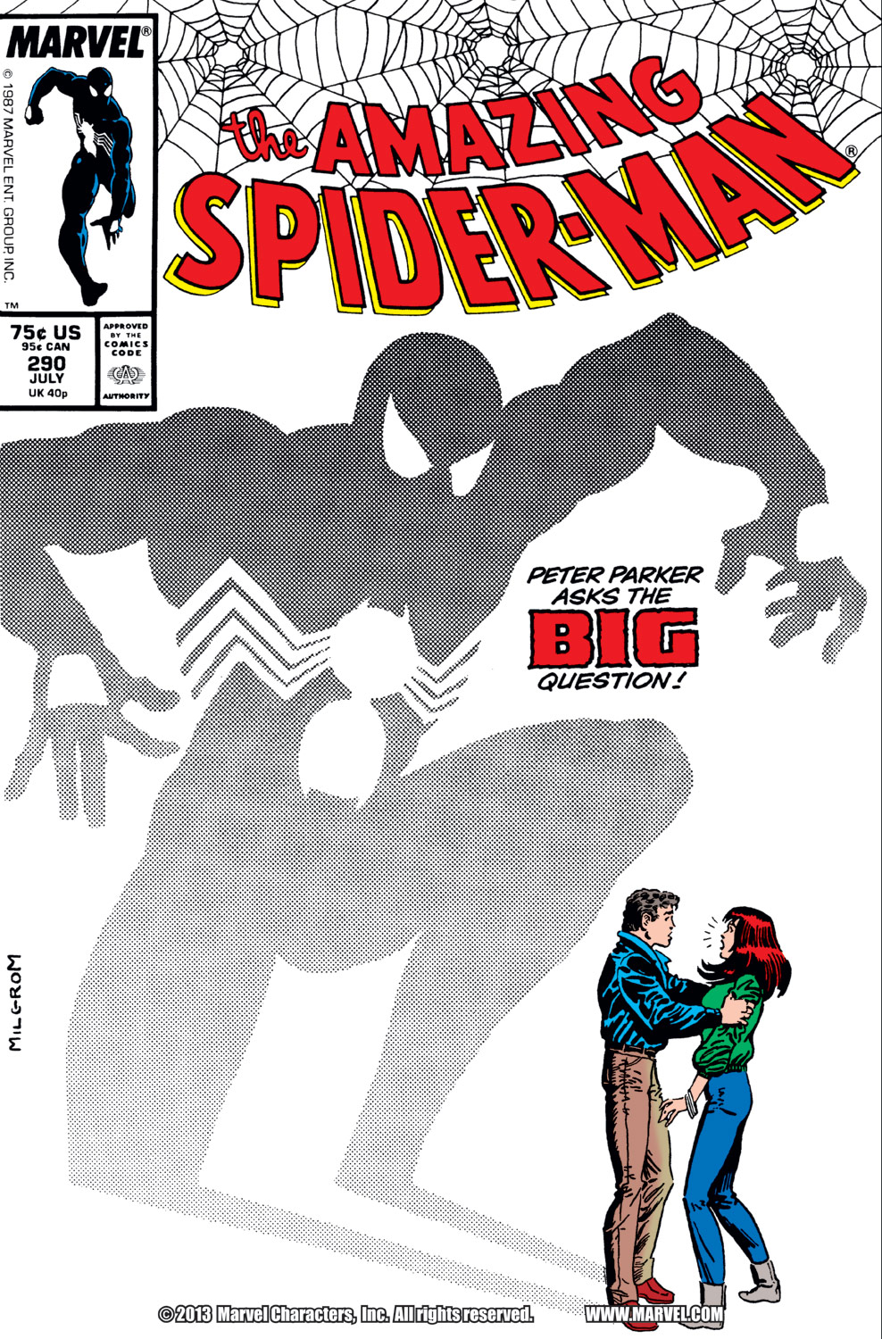 The Amazing Spider-Man (1963) #290