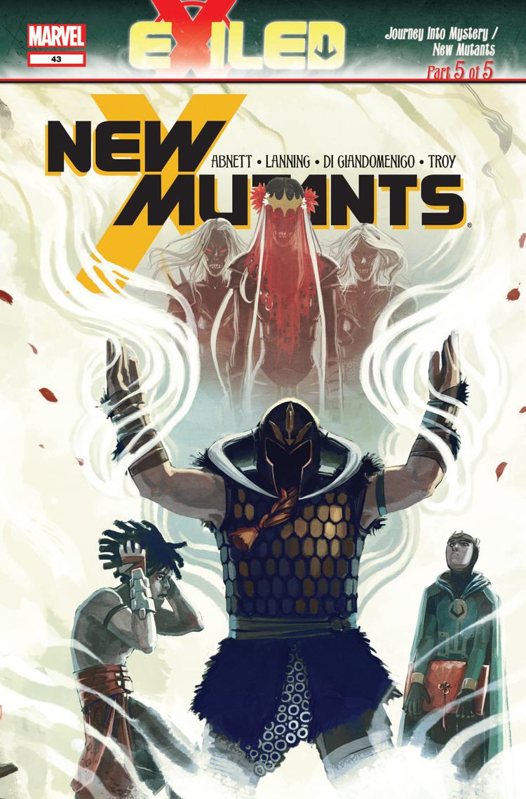 New Mutants (2009) #43