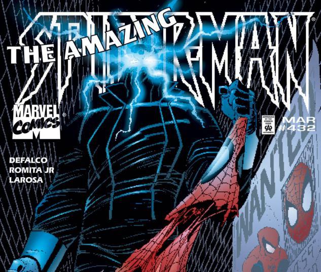 Amazing Spider-Man (1963) #432 Cover